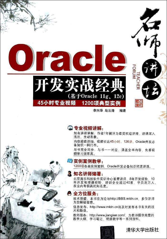 Oracle开发实战经典